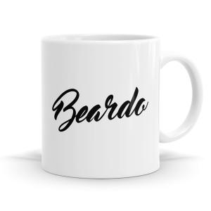 Beardo Mug
