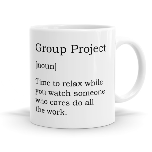 Group Project Definition Mug