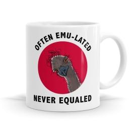 Often EMU-Lated Mug