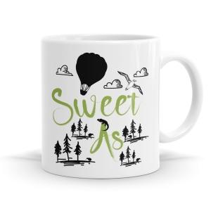 Sweet As Kiwiana Mug