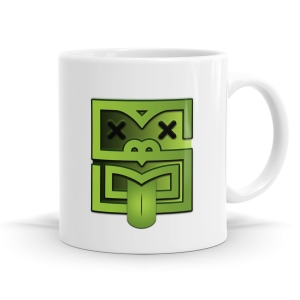 Dizzy Tiki Kiwiana Mug