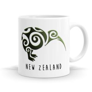 New Zealand Kiwiana Mug