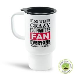 Foo Fighters Fan Travel Mug