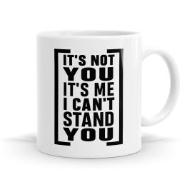 It's Not You Mug