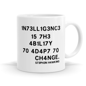Ability To Change Mug
