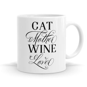 Cat Mother Mug