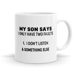 My Son Mug