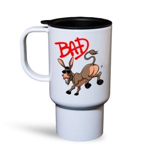 Bad Ass Travel Mug