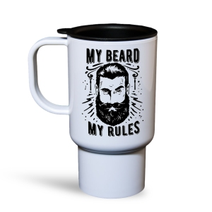 My Rules Travel Mug