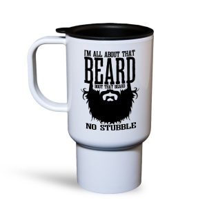No Stubble Travel Mug