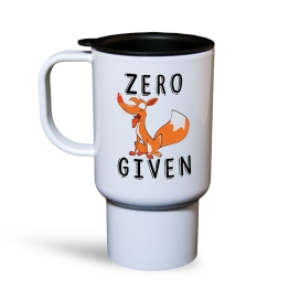 Zero Fox Travel Mug