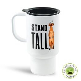 Stand Tall Travel Mug