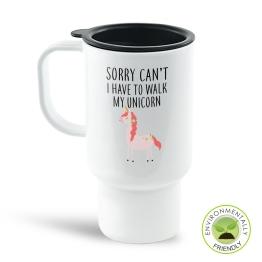 My Unicorn Travel Mug