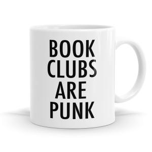 Book Clubs Mug
