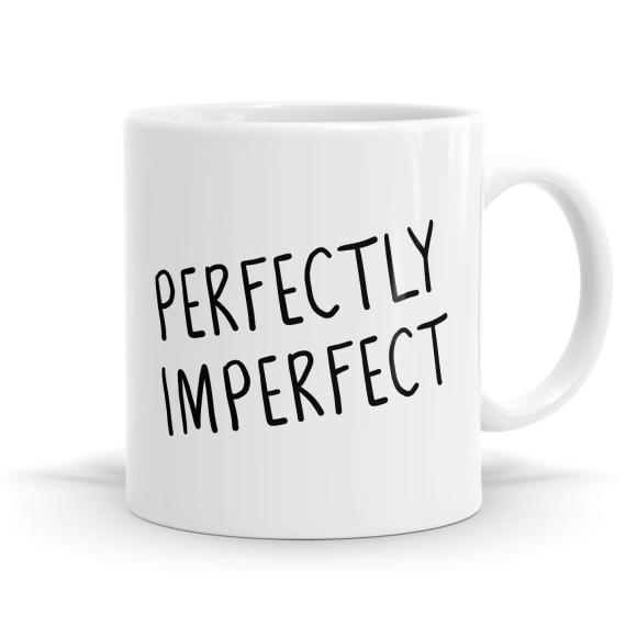 Perfectly Imperfect Mug