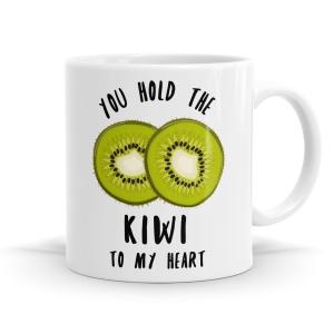 Kiwi To My Heart Kiwiana Mug