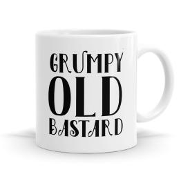 Grumpy Old Bastard Mug