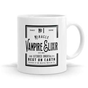 Vampire Elixir Mug
