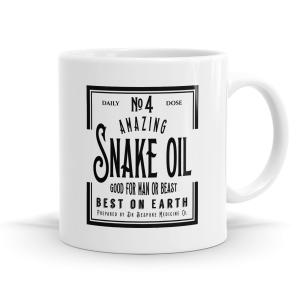 Amazing Snake Oil Mug