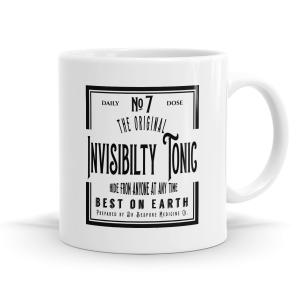 Invisibility Tonic Mug