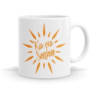 Kia Ora Sunshine Mug