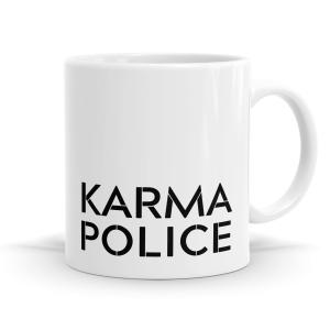 Karma Police Mug