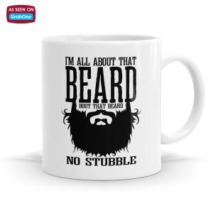 All About That Beard Mug
